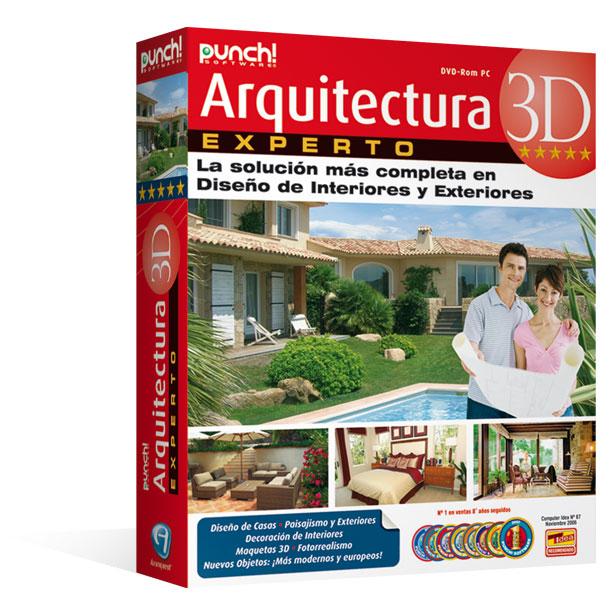 Punch! Arquitectura 3D Experto