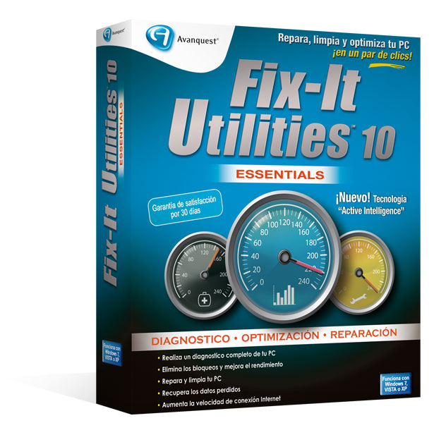 Fix-It Utilities 10 Essentials