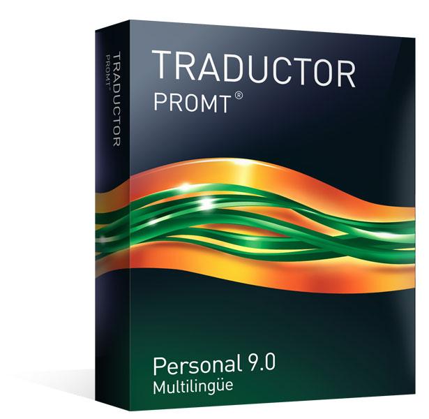 Traductor PromtPersonal 9.0 Español / Francés