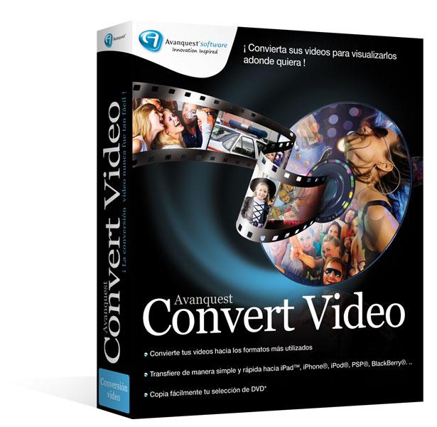Avanquest Convert Video