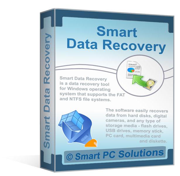 Recupera tus archivos con Smart Data Recovery