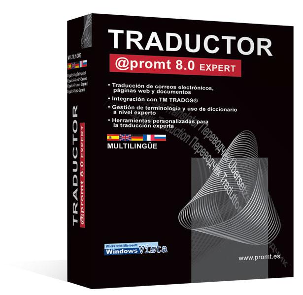 Traductor @Promt Expert 8.0 Multilingüe