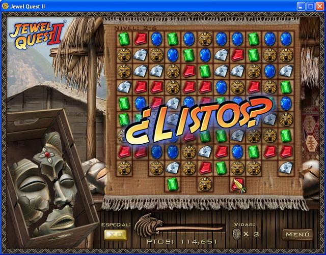Captura de pantalla de Jewel Quest 2