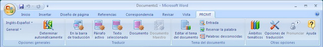 Microsoft Office 2000/XP/2003/2007 Word, Excel, Outlook, PowerPoint y FrontPage.