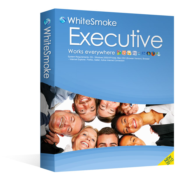 WhiteSmoke Executive 2010
