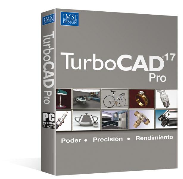TurboCAD Professional 17
