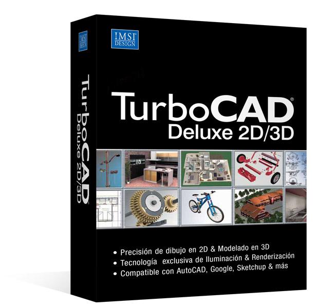 TurboCAD Deluxe 17