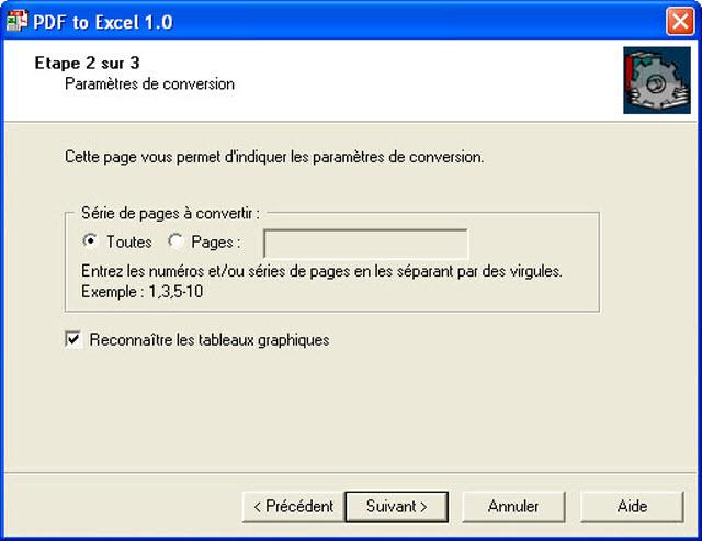Convertissez vos documents PDF en fichiers Excel!