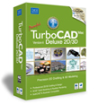 TurboCAD Deluxe 2D/3D V6 Mac – Version Anglaise