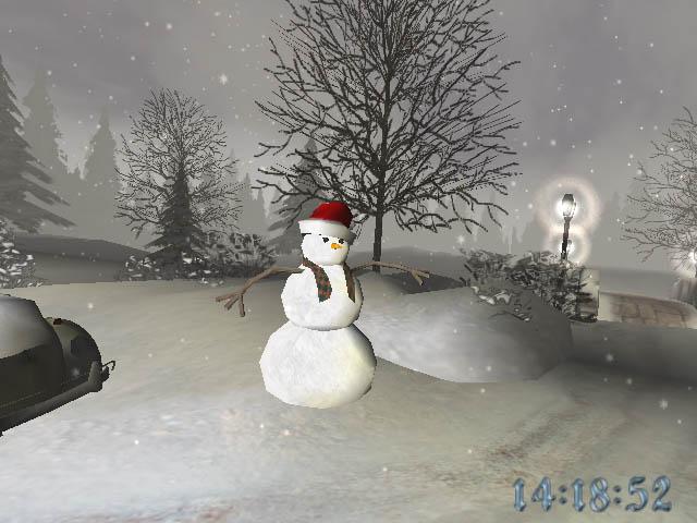 Toute la féérie de Noël sur votre PC !