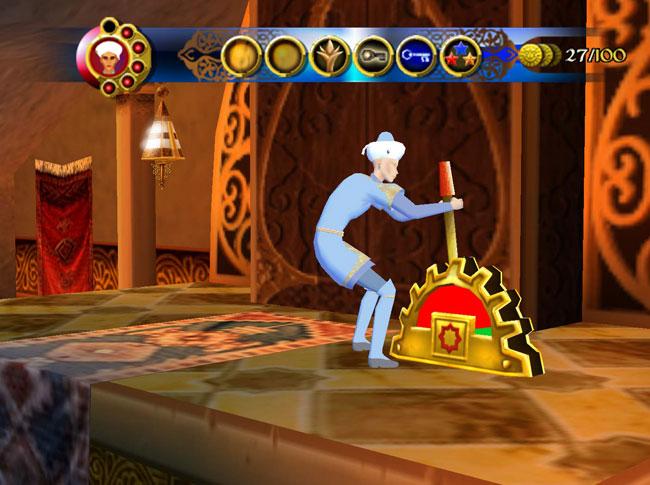 Le jeu inspiré du chef-doeuvre de Michel Ocelot