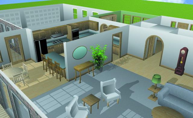 Architecte 3d c t maison le compl ment indispensable for Application maison 3d