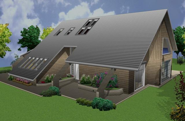architecte 3d c t maison le compl ment indispensable l mission. Black Bedroom Furniture Sets. Home Design Ideas