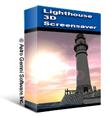 Ecran de veille 3D - Le phare