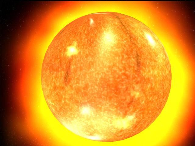 Admirez le système solaire en 3D !