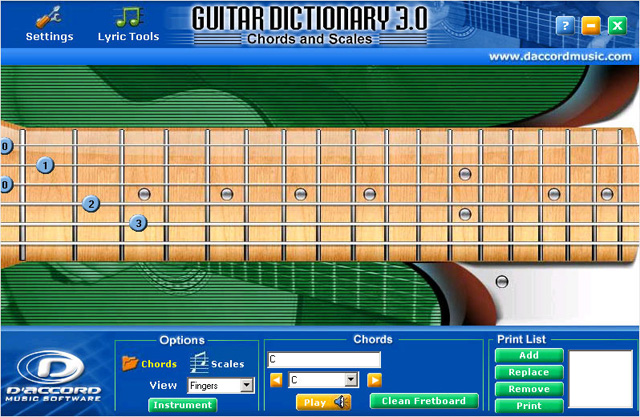 Tout pour apprendre les accords de guitare !
