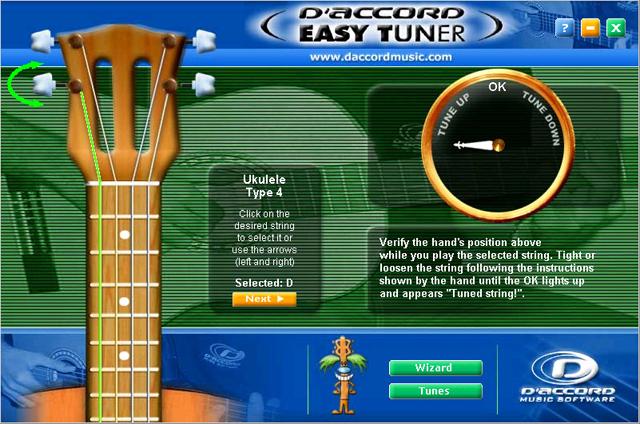 Accordez vos instruments à cordes en un instant !