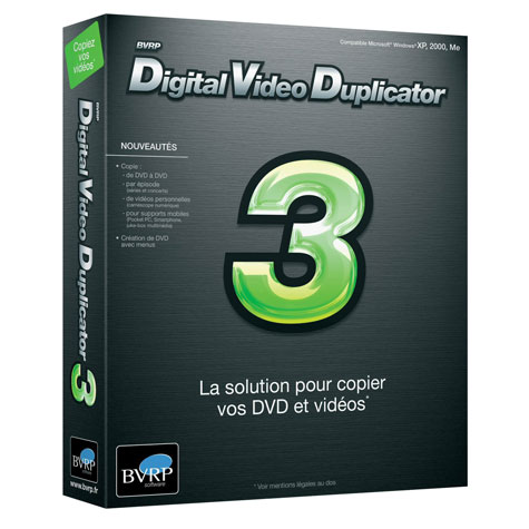 Digital Video Duplicator 3