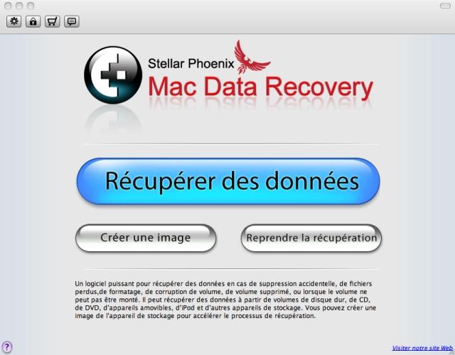 Récupérez vos données endommagées, supprimées ou corrompues !