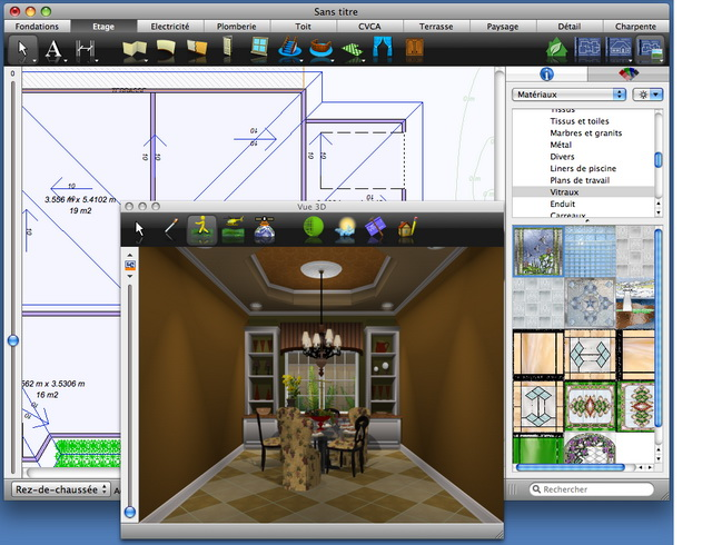 Architecte 3d macintosh ultimate edition le logiciel for Architecte 3d video