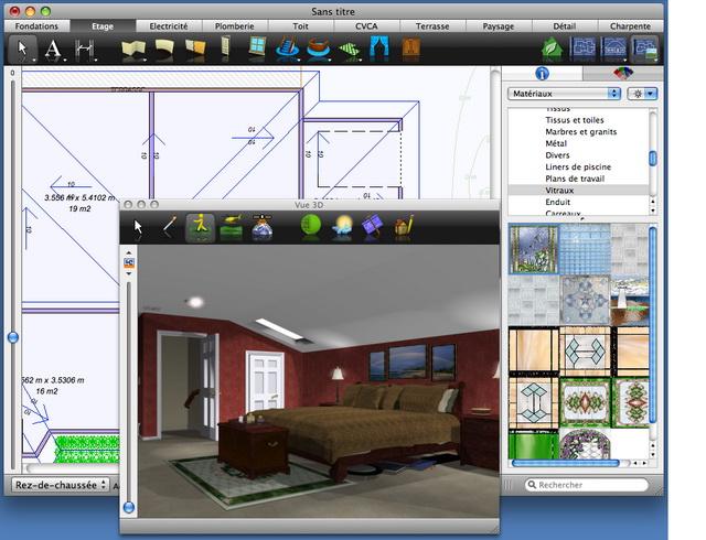 Architecte 3d Macintosh Ultimate Edition Le Logiciel