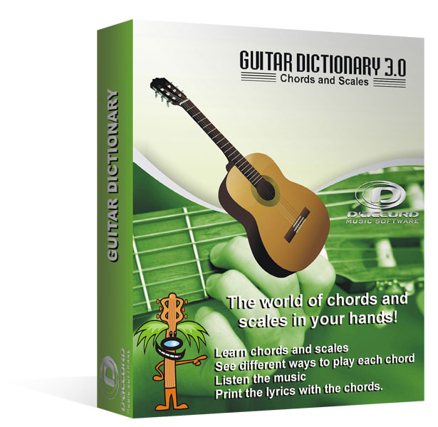 D'Accord Guitar Chord Dictionary