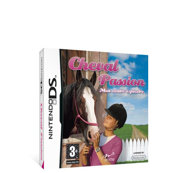 Cheval Passion - Mon Centre Equestre