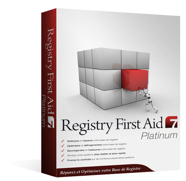Registry First Aid Platinum 7