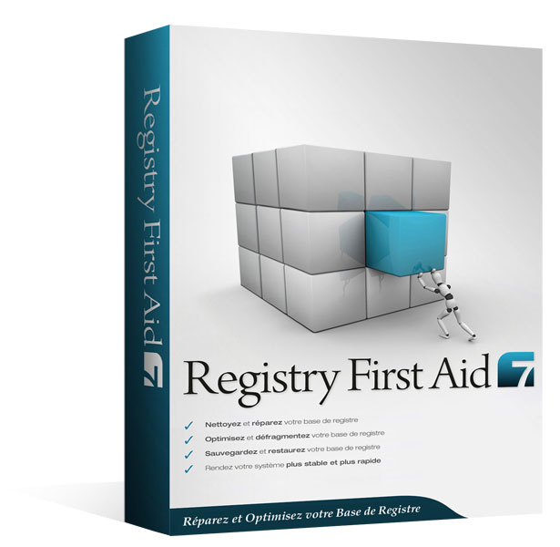 Registry First Aid 7