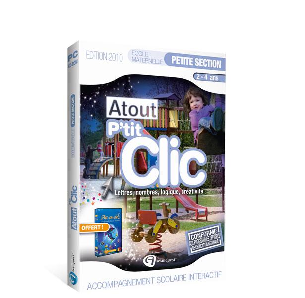 Atout P'tit Clic -Maternelle Petite Section