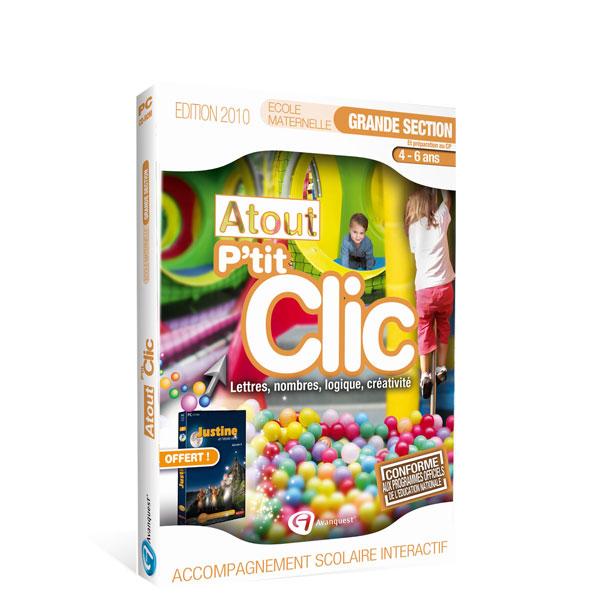 Atout P'tit Clic -Maternelle Grande Section
