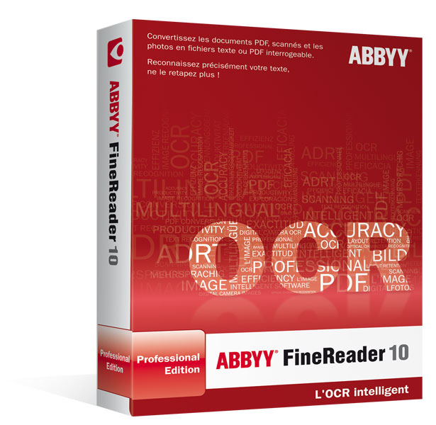 ABBYY FineReader 10 Professional