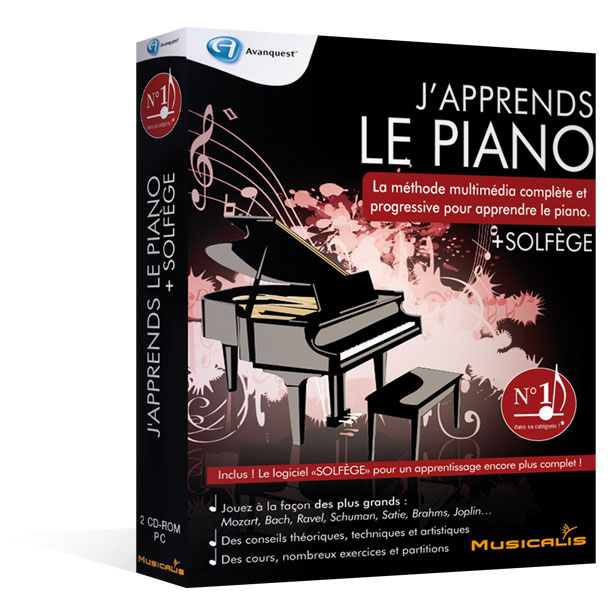 J'apprends le Piano