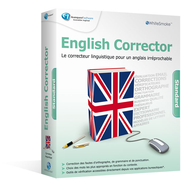 WhiteSmoke - English Corrector - Standard Edition 2010