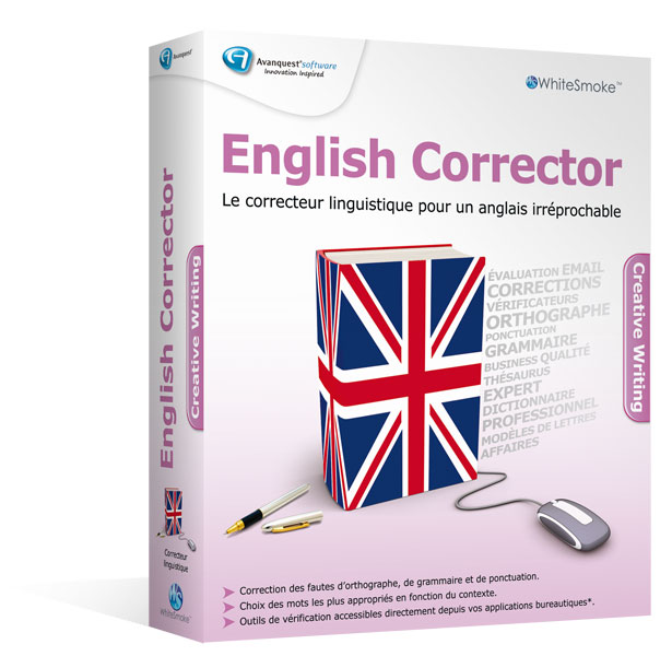 WhiteSmoke - English Corrector - Creative Edition 2010