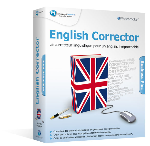 WhiteSmoke - English Corrector - Business 2010