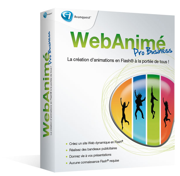 WebAnimé Pro Business Edition