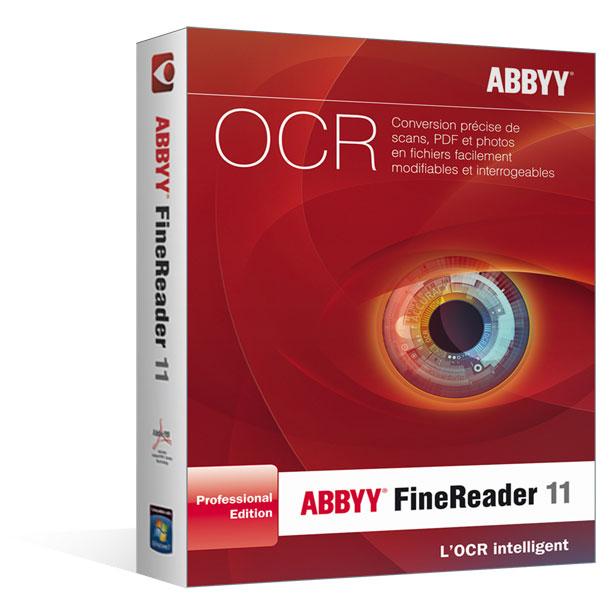 ABBYY FineReader11 Professional - Mise à jour