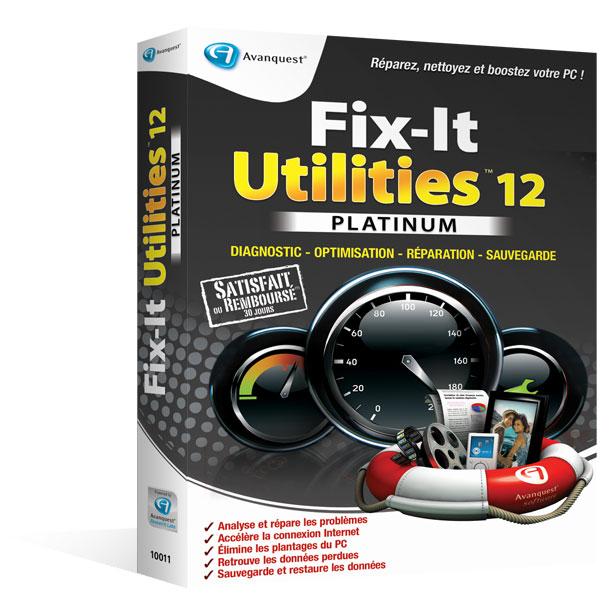 Fix-It Utilities 12 Platinum