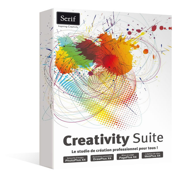 Serif Creativity Suite