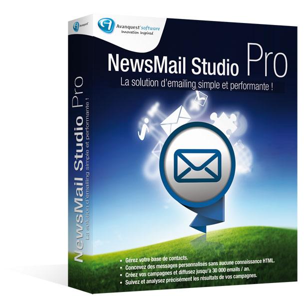 NewsMail Studio Pro