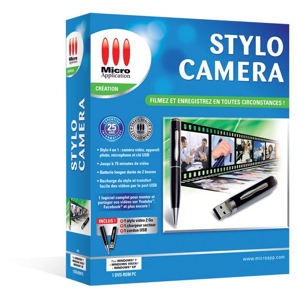 Stylo Caméra Espion