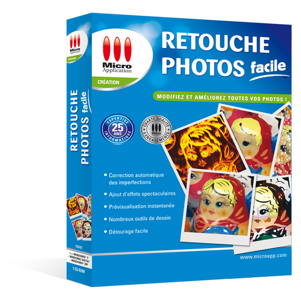Retouche Photos Facile