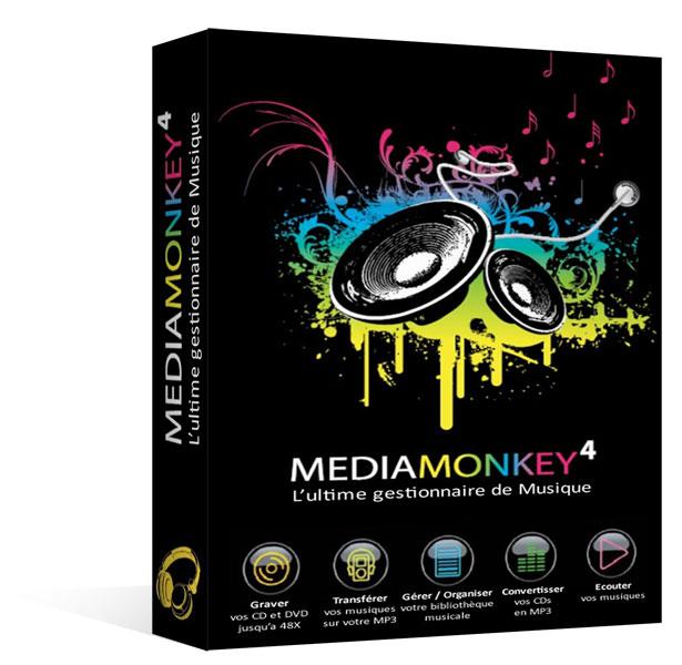 Gérez Vos Musiques MP3 - MediaMonkey