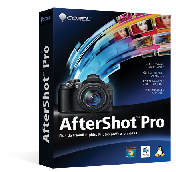 Corel AfterShot™ Pro pour Macintosh®