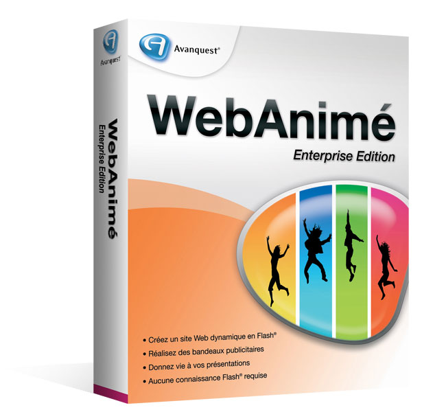 WebAnimé Enterprise Edition