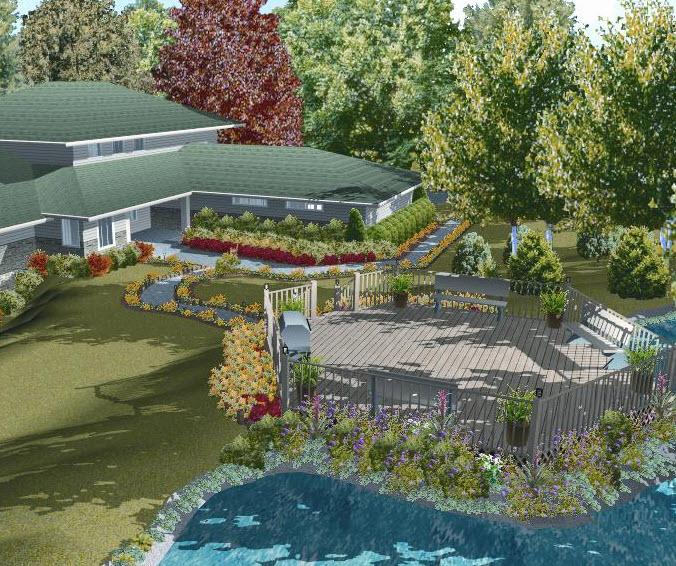 C t jardin imaginez le jardin de vos r ves for Jardin 3d mac