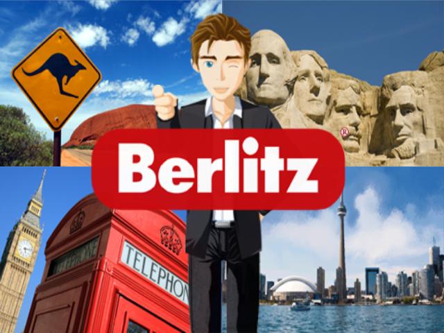 BERLITZ<sup>&reg;</sup>, LA R&Eacute;F&Eacute;RENCE MONDIALE DES COURS DE LANGUES !