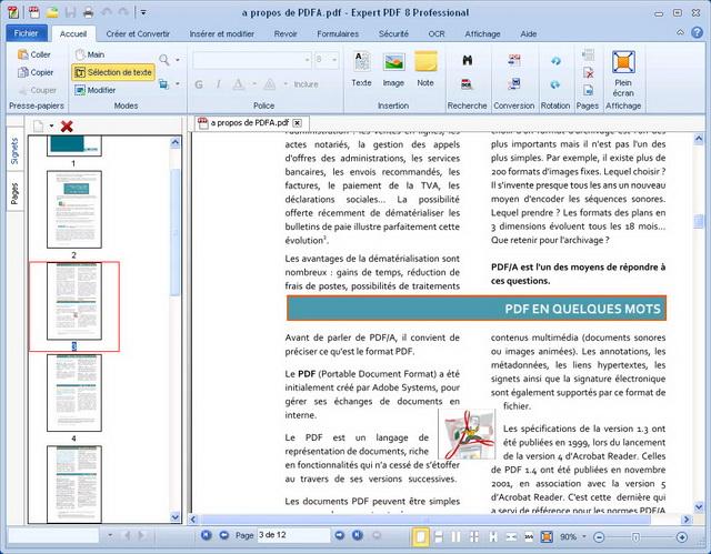 Avanquest Expert PDF 7 Converter