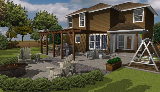 architecte 3d jardin et ext rieur mac planifiez concevez et visualisez vos paysages et. Black Bedroom Furniture Sets. Home Design Ideas